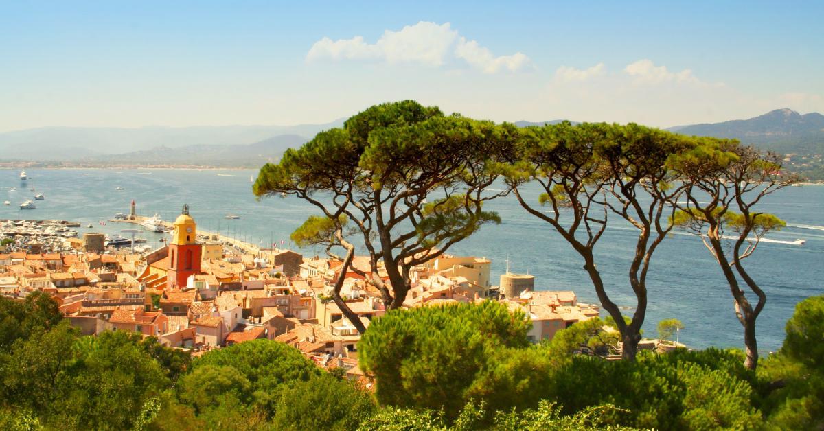 Noclegi W Saint Tropez Od 264 Zł Hometogo