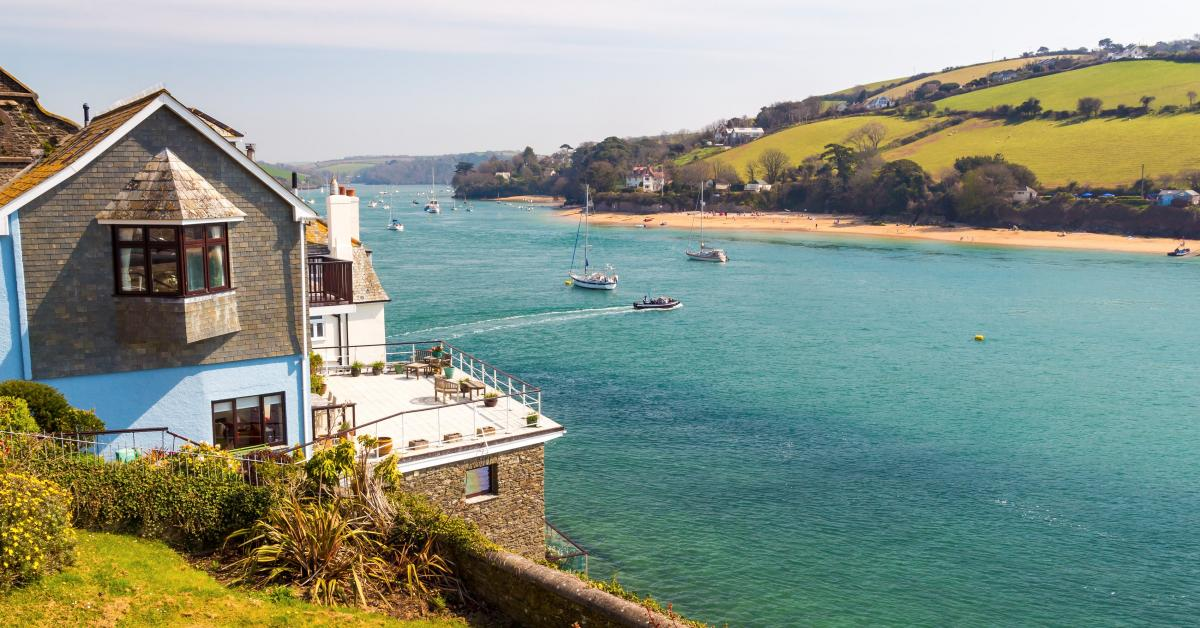 Fine Rent Holiday Homes Cottages In Salcombe From 50 Download Free Architecture Designs Viewormadebymaigaardcom