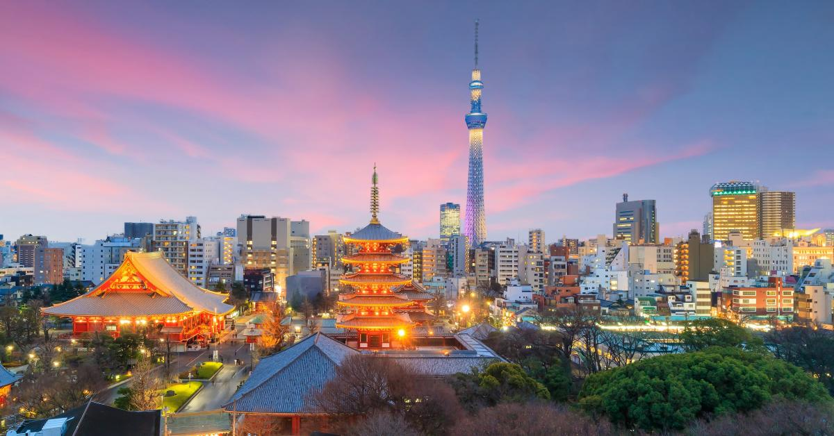 Find apartment hotels & accommodation in Tokyo from $33!