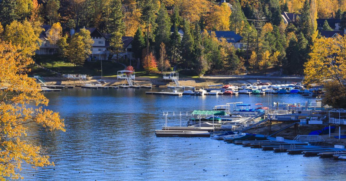 Lake Arrowhead Cabin Rentals From 40 Hometogo