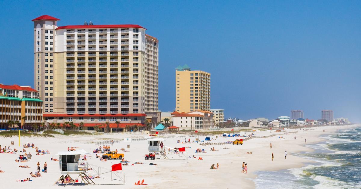 Surprising Pensacola Beach Condo Rentals From 60 Hometogo Interior Design Ideas Philsoteloinfo