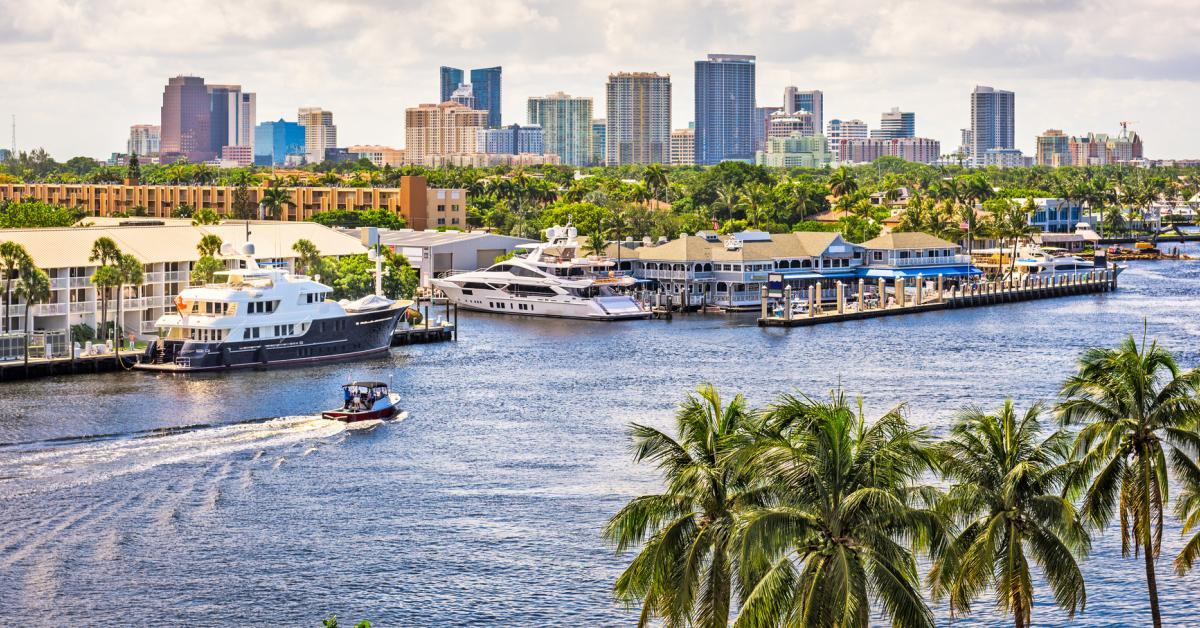 Top Fort Lauderdale Vacation Rentals from $41 | HomeToGo