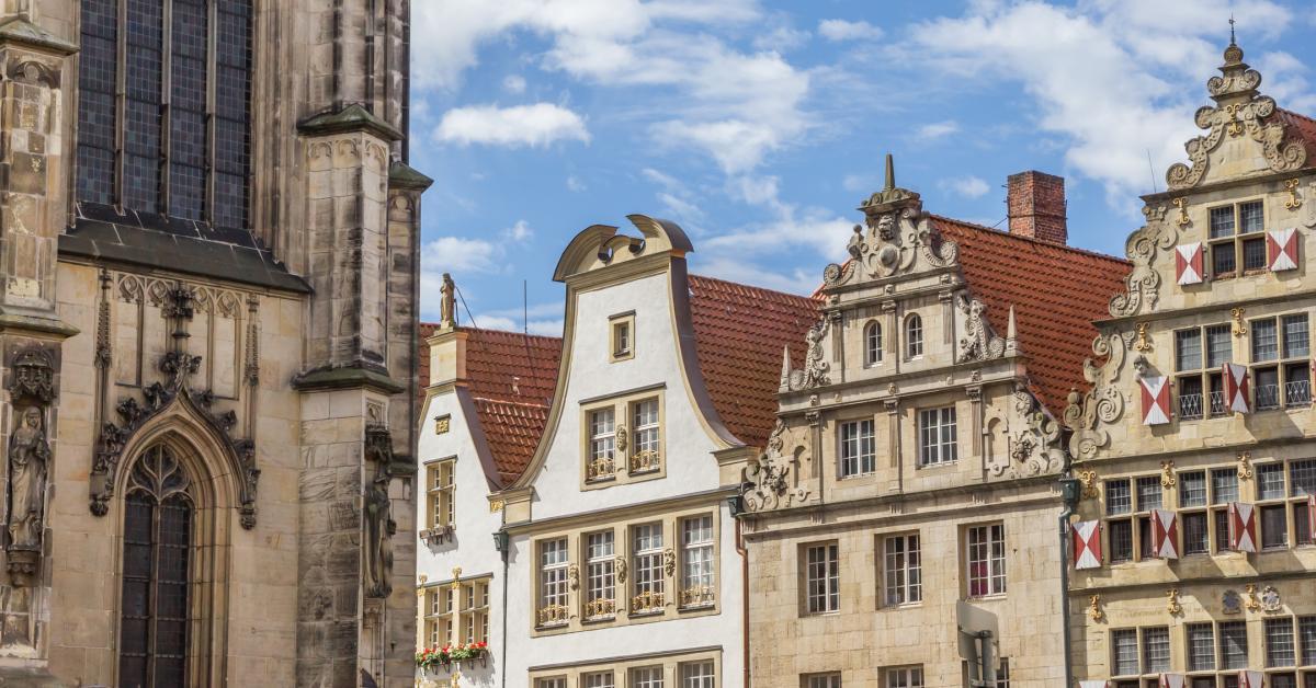 Ferienwohnungen Ferienhäuser In Münster Ab 18 Hometogo