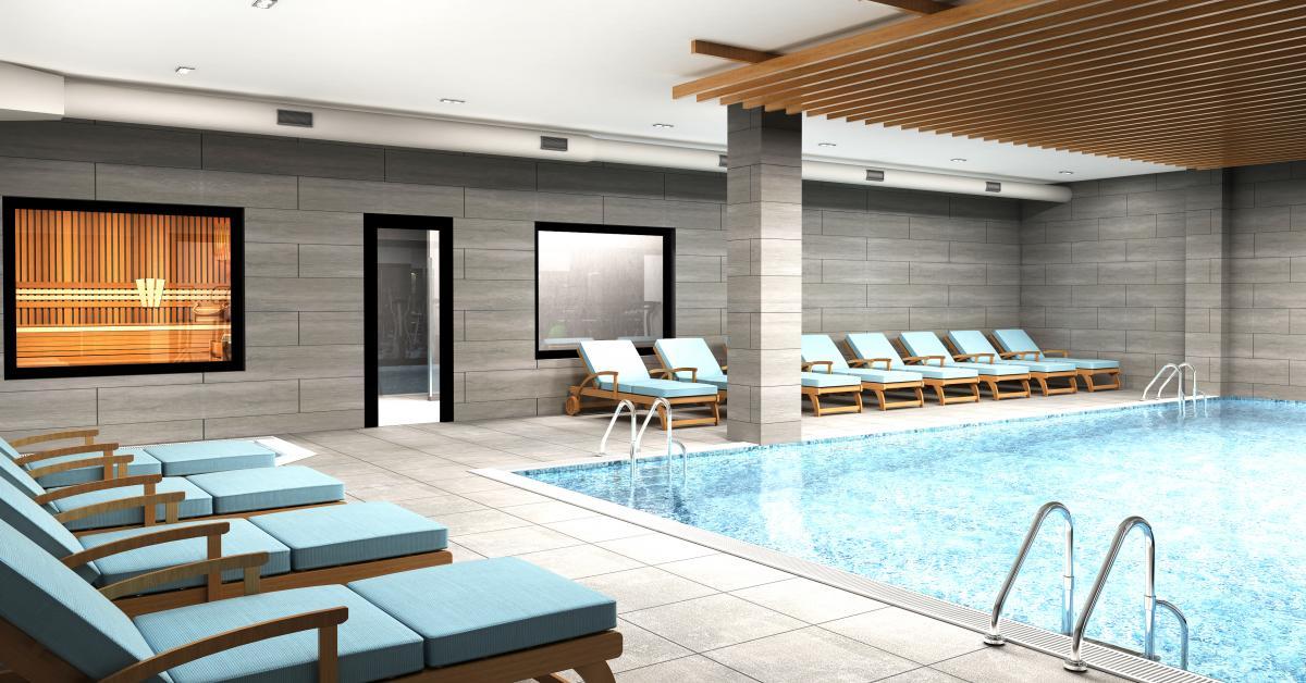 Ferienhaus Mit Pool Und Sauna Top Reiseziele Hometogo
