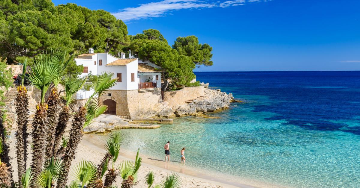 Fincas Und Ferienwohnungen Mallorca Ab HomeToGo - Mallorca urlaub appartement 2 schlafzimmer