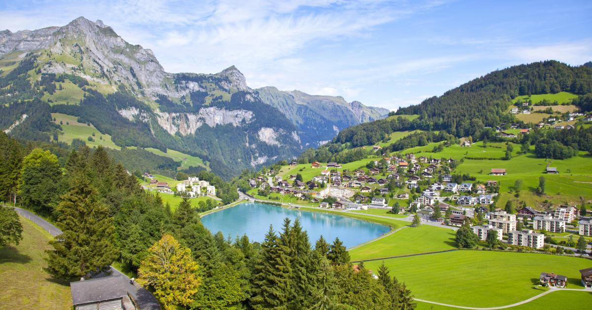 Ferienwohnungen & Ferienhäuser für Urlaub in Engelberg ab 69 €