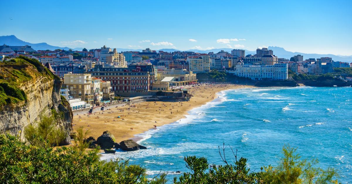 Ferienwohnungen & Ferienhäuser in Biarritz ab CHF 43 - HomeToGo.ch