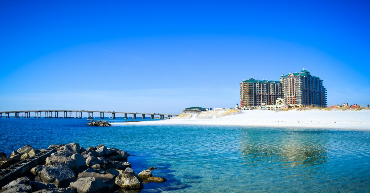 Magnificent Top Destin Florida Condo Rentals From 49 Hometogo Download Free Architecture Designs Boapuretrmadebymaigaardcom