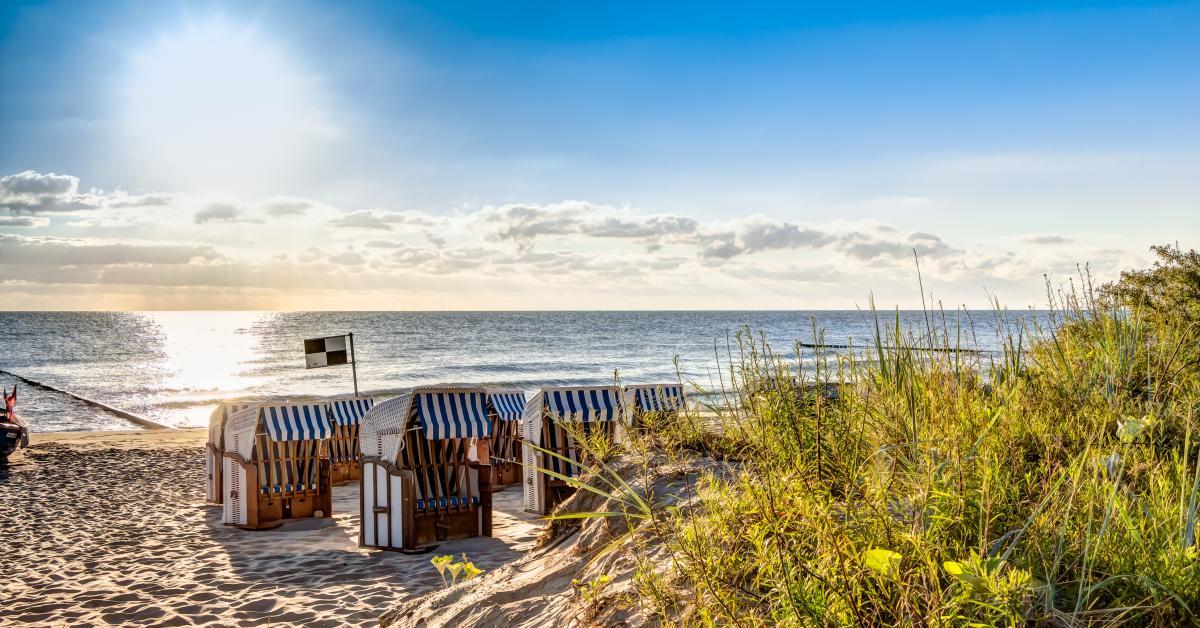Ferienwohnung Ferienhaus Ostsee Ab 33 Hometogo