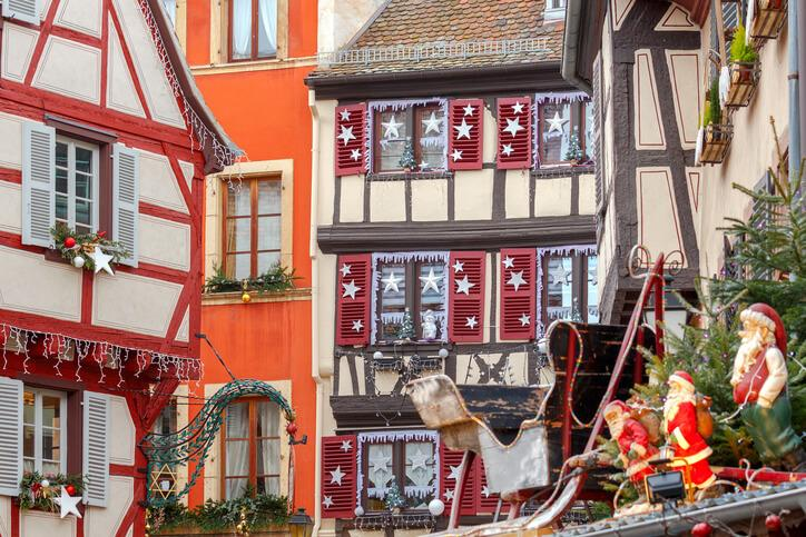 Photo marché de Noël de Colmar
