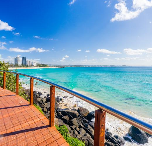 Find beach houses & accommodation in Coolangatta from $57!
