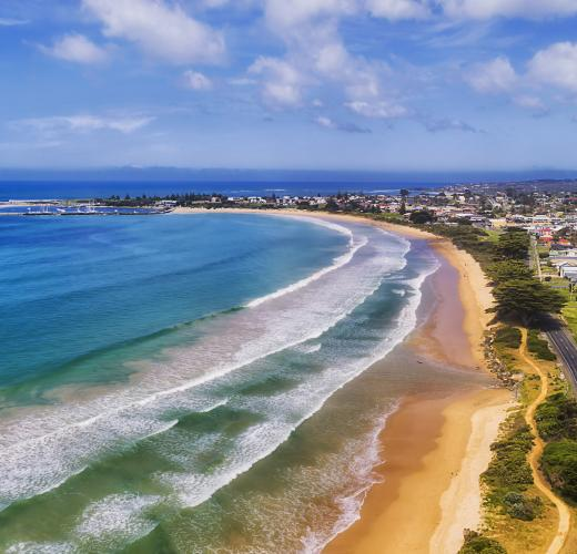 Find accommodation & holiday houses in Apollo Bay from $81!