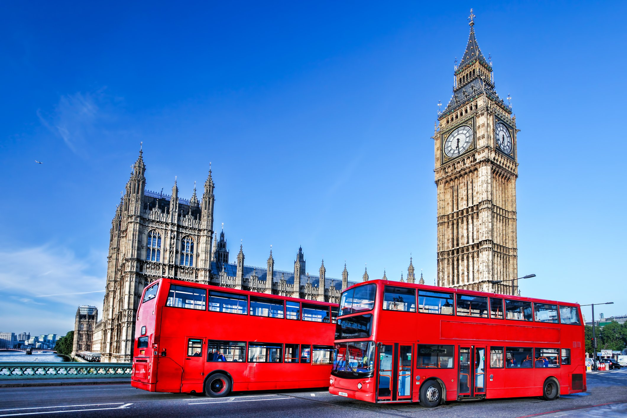 London Buses - transport in London