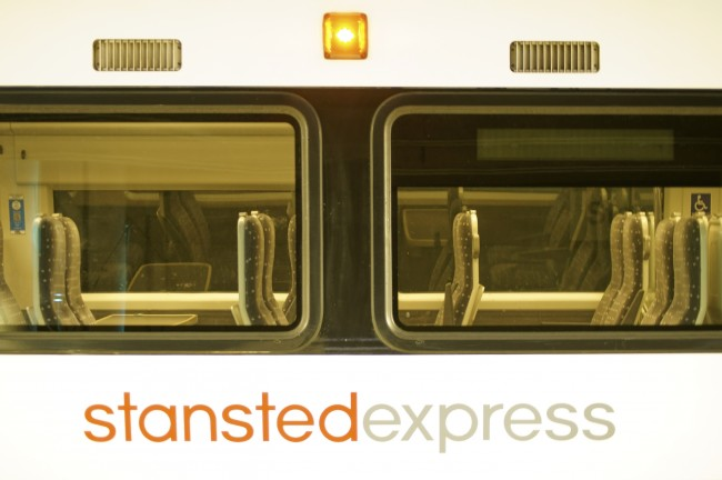 Stansted Express Train