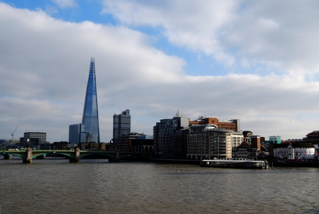London Skyline by Manuel Martín  © Flickr.com