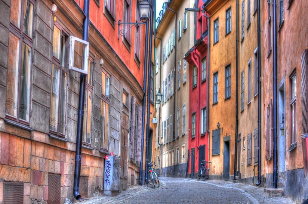 wo ist stockholm