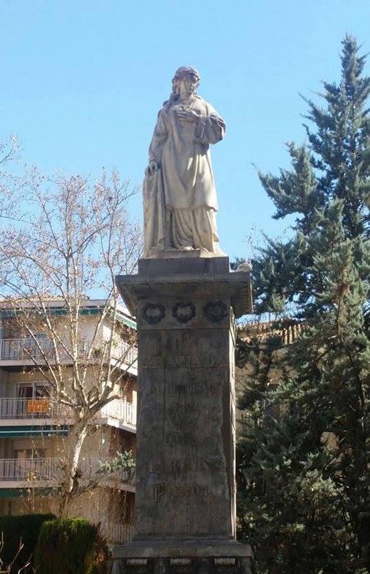 Mariana de Pineda en Granada