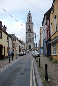 Climb St. Anne's Church and ring the Shandon Belly. Photo via FlickrCC