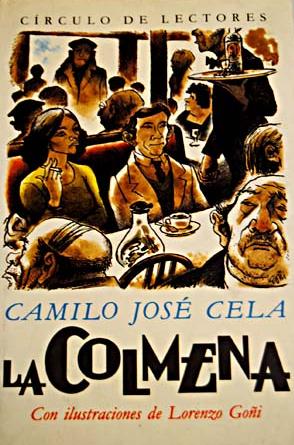 La colmena (Camilo José Cela, 1951)