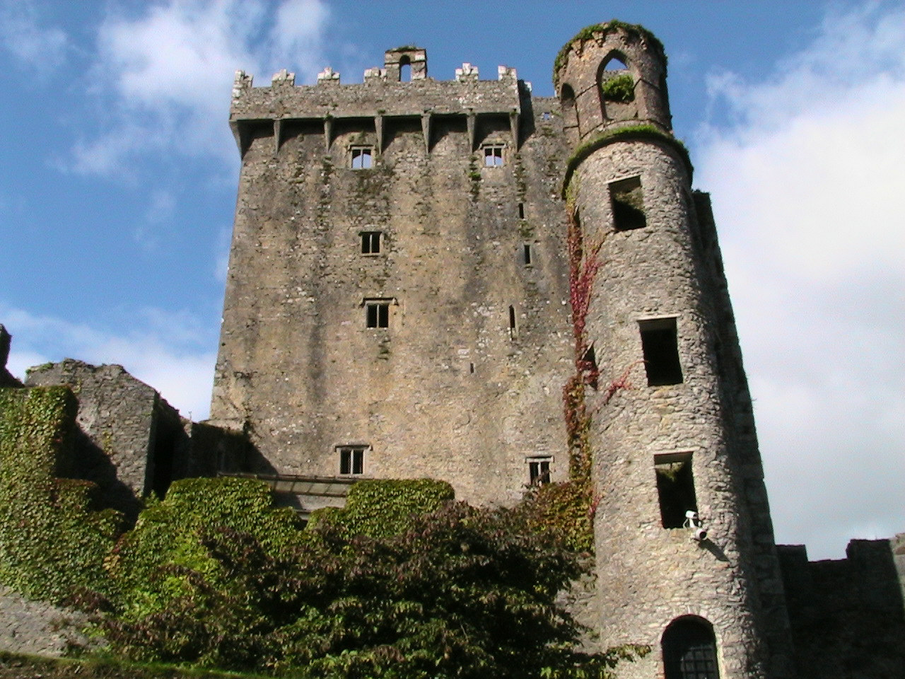 Majestic Blarney Castle. Photo via FlickrCC