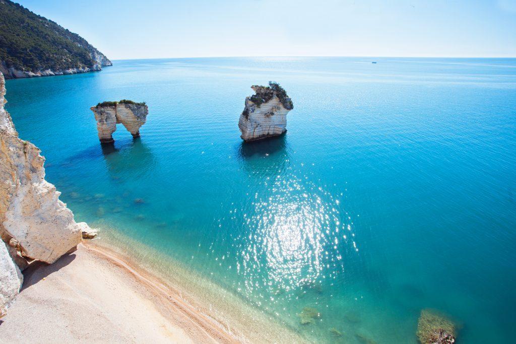 Cartina Puglia Spiagge.La Classifica Delle Spiagge Piu Belle In Puglia Wimdu Blog