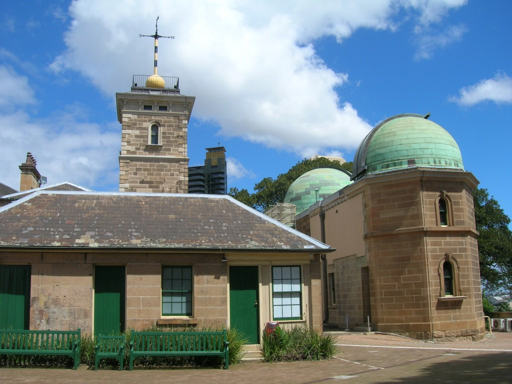 Sydney Observatory Buildings