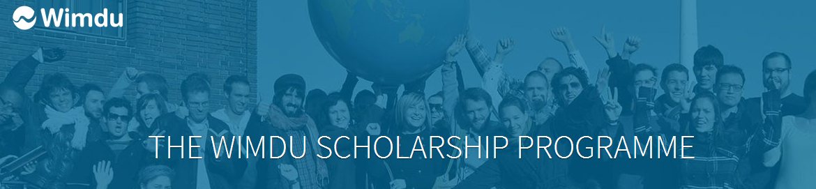 The Wimdu Scholarship Programme