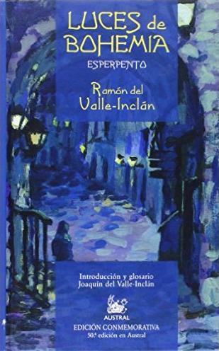 Luces de bohemia (Ramón María del Valle-Inclán, 1924)