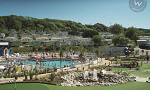 View of a self-catering Wimdu holiday resort in Dorset