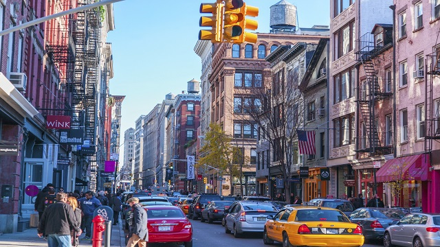 Appartamenti e b b dormire a new york con wimdu for Dove soggiornare a new york