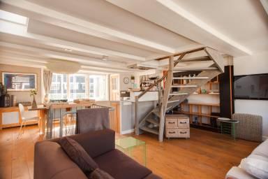 Appartamenti e b b amsterdam wimdu for Appartamenti amsterdam centro