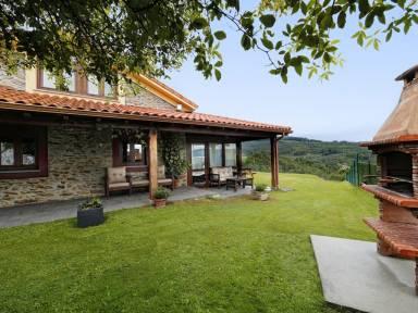 Ferienwohnung asturias ferienhaus apartment g nstig von for Ferienwohnung nordsee privat gunstig