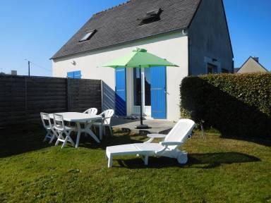 Maison De Vacances 62 M² Guissény, Finistère, France