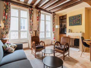 Vacation Rentals and Apartments in Paris - Wimdu