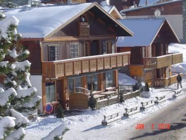 Vakantiehuizen in L'Alpe d'Huez: Voordelige privé ...