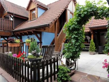 Vakantiehuizen in Elzas: Voordelige privé-appartementen ...