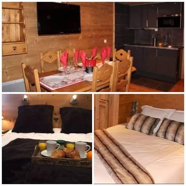 Vakantiehuizen in Val Thorens: Voordelige privé ...